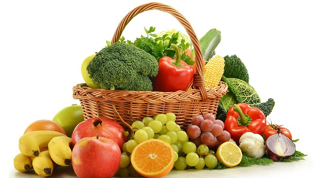 healthy fruits and vegetables to eat fruit vs vegetable
