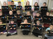 Picture of First Graders